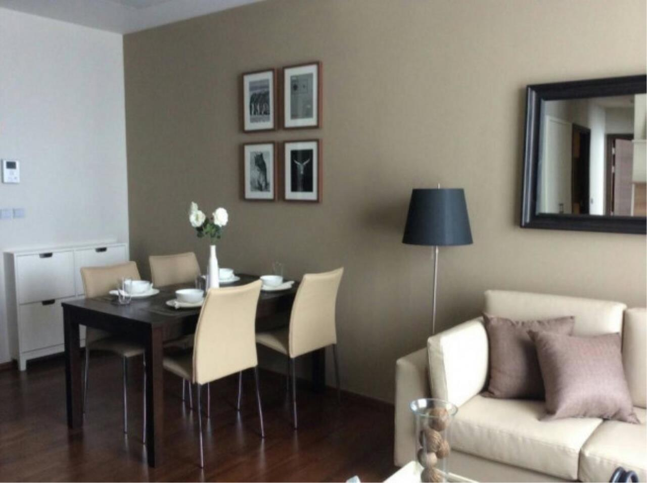 The One Residence Agency's condominium for sale , rent at Quattro by Sansiri , 2BR , 2BA , 70SQM 1