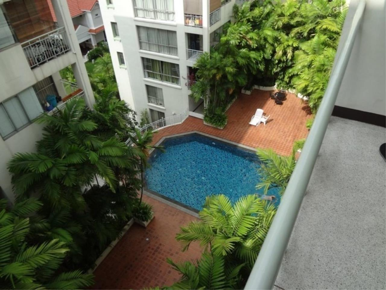 The One Residence Agency's condominium for sale , rent at Raintree Villa , 1BR , 1BA , 65SQM 2