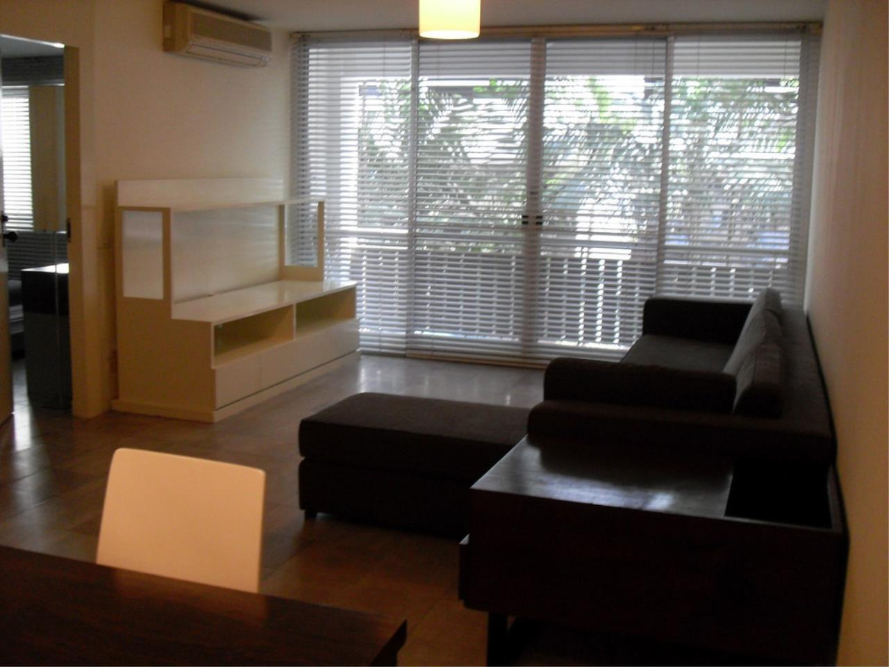 The One Residence Agency's condominium for rent at Raintree Villa , 1BR , 1BA , 65SQM 1