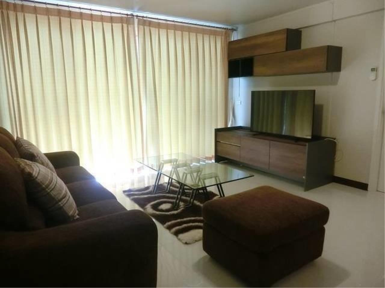 The One Residence Agency's condominium for rent at Raintree Villa , 1BR , 1BA , 60SQM 2