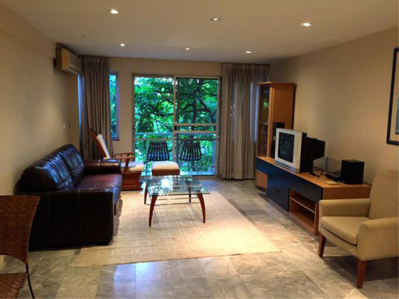 The One Residence Agency's condominium for rent at Raintree Villa , 1BR , 1BA , 65SQM 2