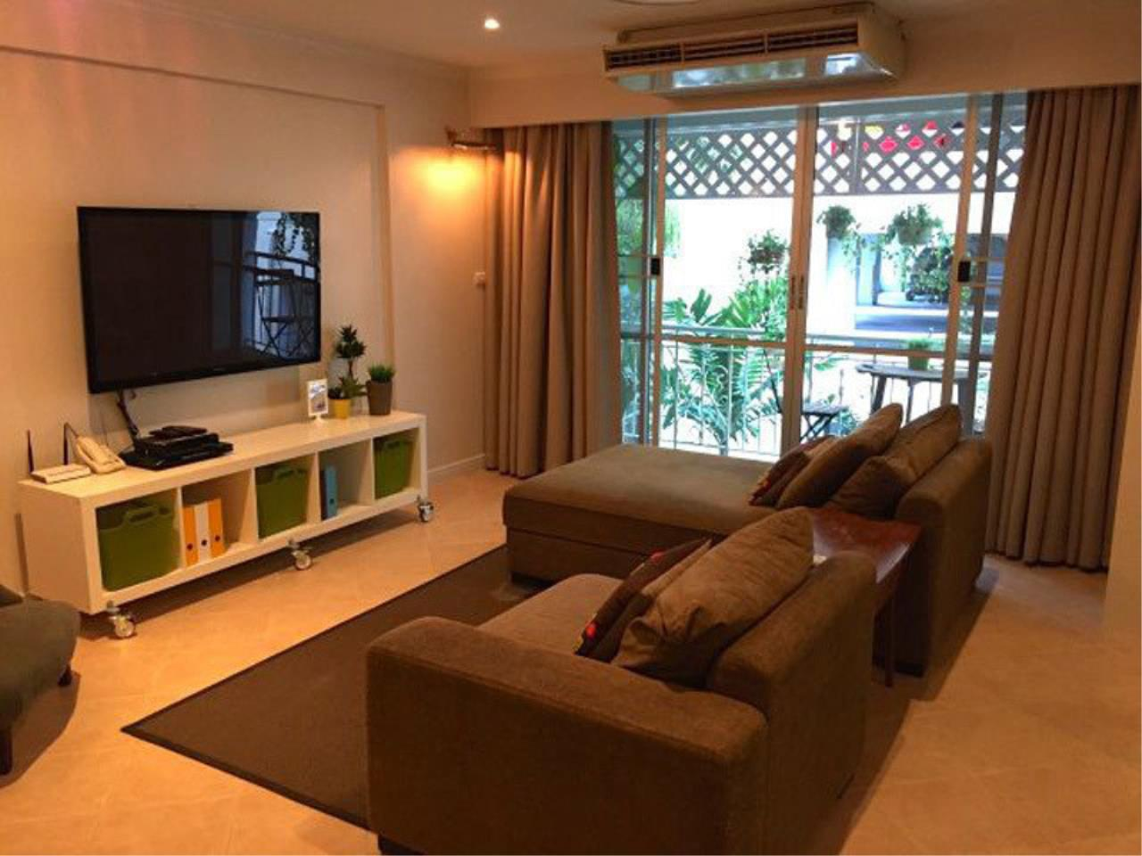 The One Residence Agency's condominium for rent at Raintree Villa , 2BR , 1BA , 70SQM 5
