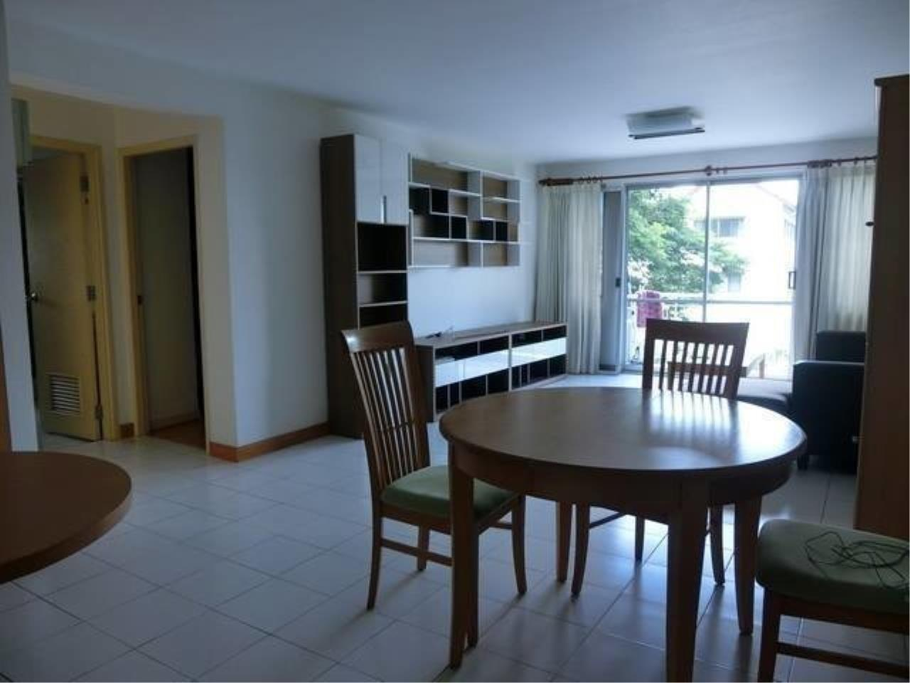 The One Residence Agency's condominium for rent at Raintree Villa , 2BR , 1BA , 70SQM 3