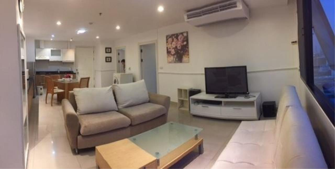 The One Residence Agency's condominium for rent at Regent Royal Place 1 , 1BR , 1BA , 65SQM 1