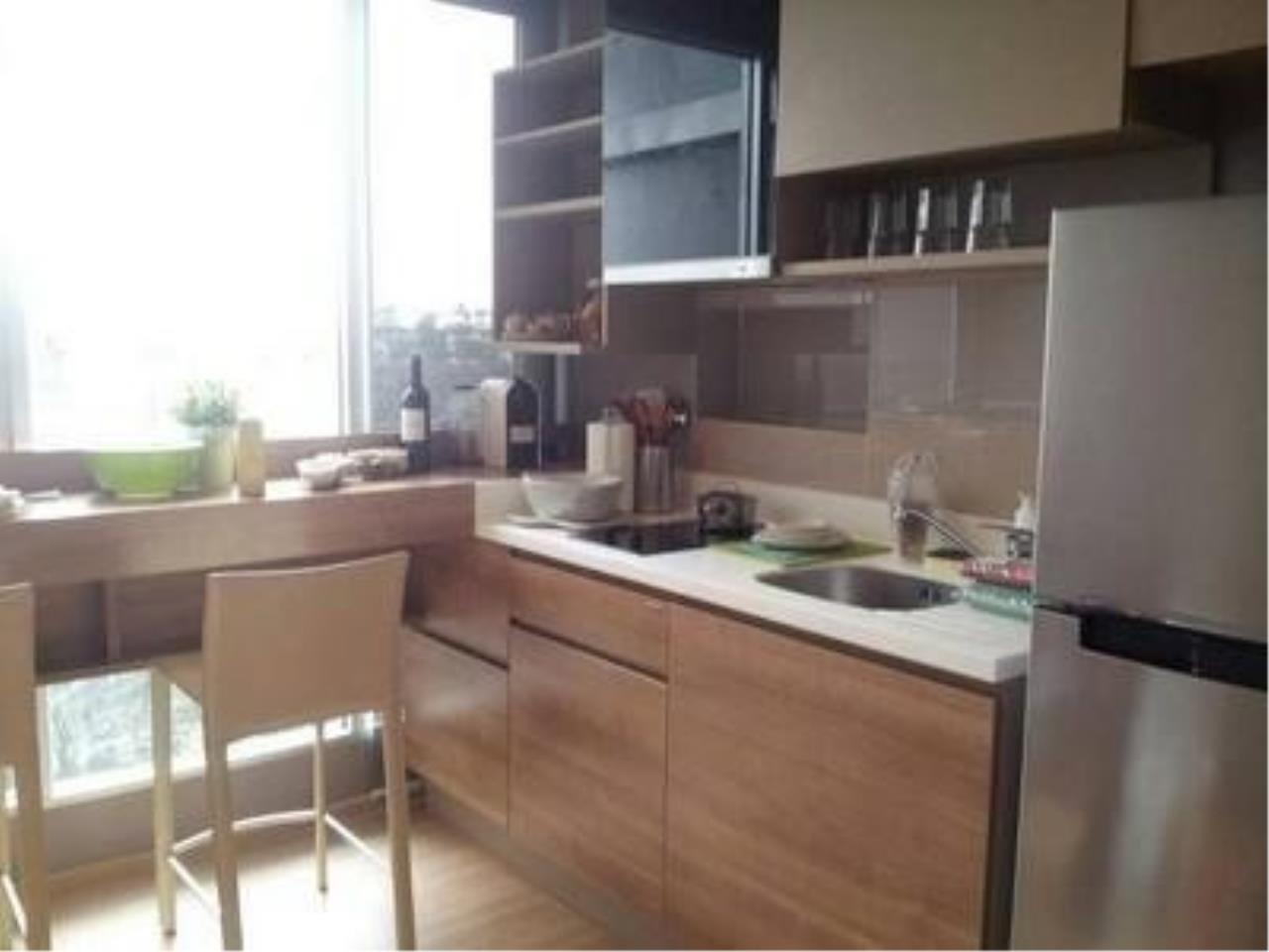 The One Residence Agency's condominium for rent at Rhythm Phahol-Ari , 1BR , 1BA , 36SQM 1