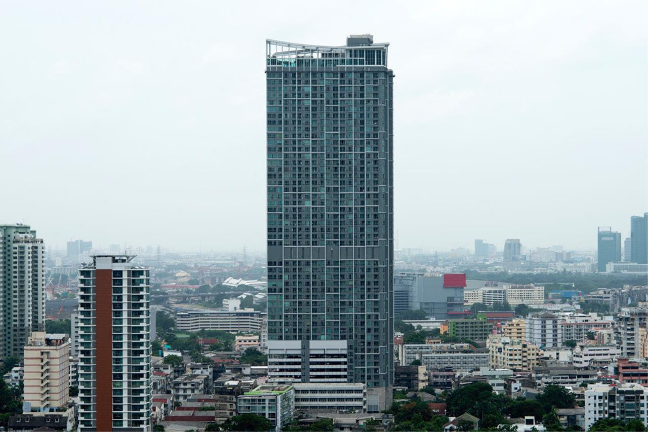 The One Residence Agency's condominium for sale , rent at Rhythm Phahol-Ari , 1BR , 1BA , 36SQM 1