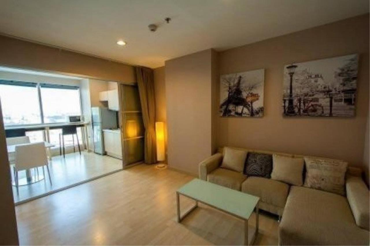 The One Residence Agency's condominium for rent at Rhythm Ratchada , 1BR , 1BA , 45SQM 2