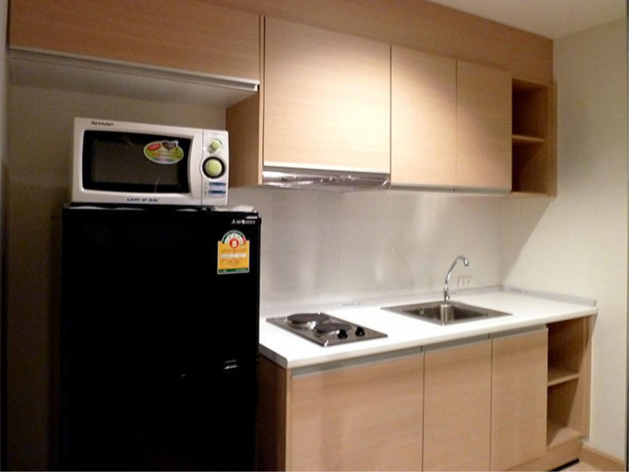 The One Residence Agency's condominium for rent at Rhythm Ratchada , 1BR , 1BA , 45SQM 4