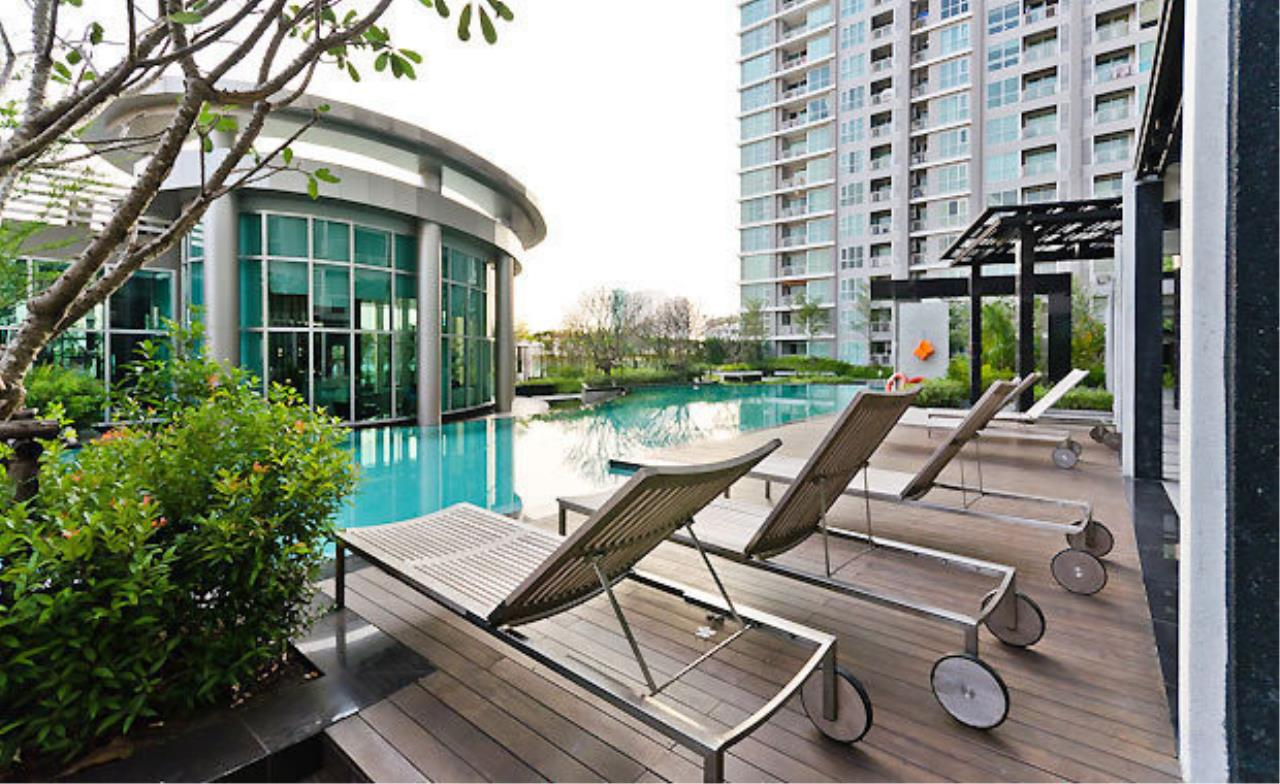 The One Residence Agency's condominium for rent at Rhythm Ratchada , 2BR , 2BA , 69SQM 1