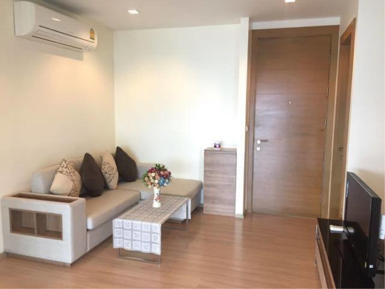 The One Residence Agency's condominium for rent at Rhythm Ratchada - Huai Khwang , 1BR , 1BA , 46SQM 2