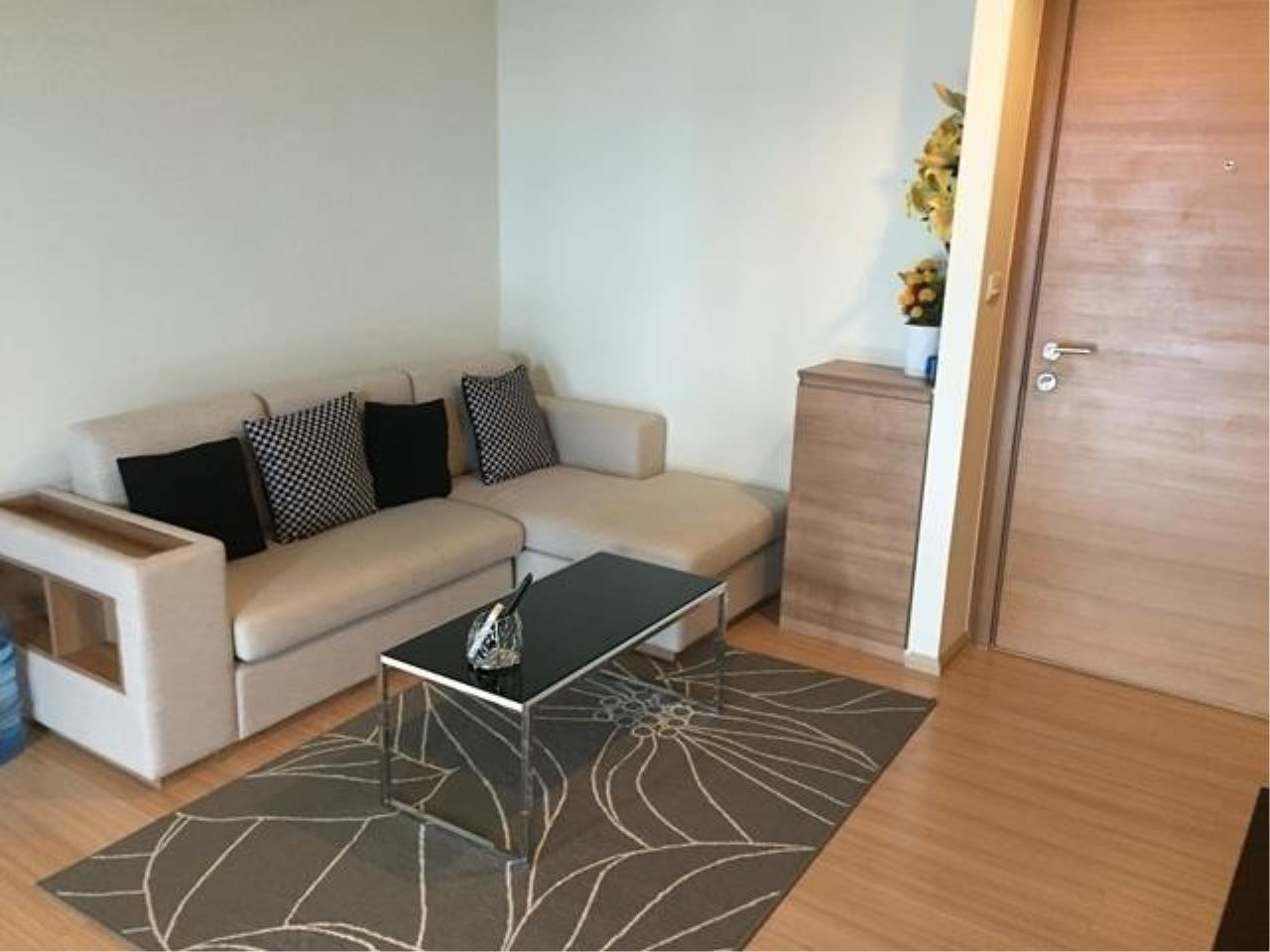 The One Residence Agency's condominium for rent at Rhythm Ratchada - Huai Khwang , 1BR , 1BA , 45SQM 4