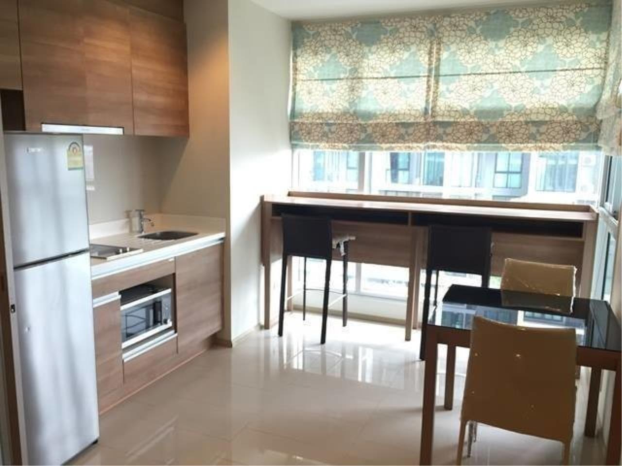 The One Residence Agency's condominium for rent at Rhythm Ratchada - Huai Khwang , 1BR , 1BA , 45SQM 2