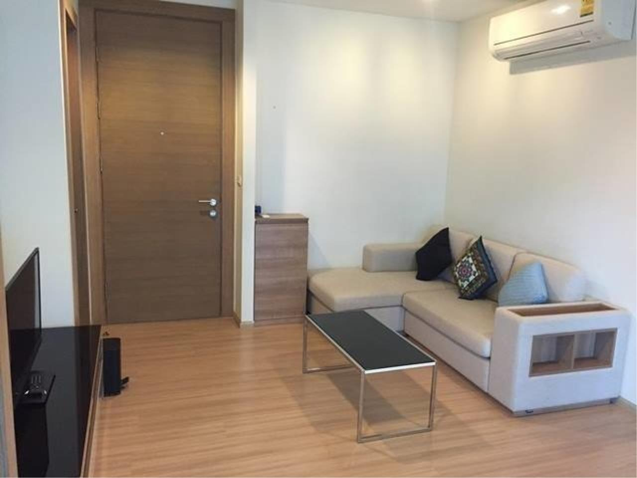 The One Residence Agency's condominium for rent at Rhythm Ratchada - Huai Khwang , 1BR , 1BA , 45SQM 1