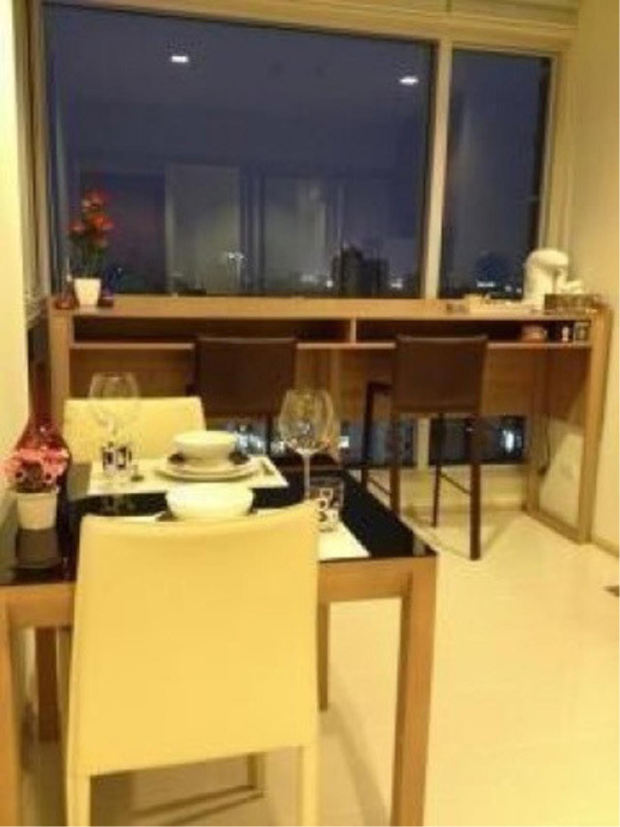 The One Residence Agency's condominium for rent at Rhythm Ratchada - Huai Khwang , 1BR , 1BA , 40SQM 1