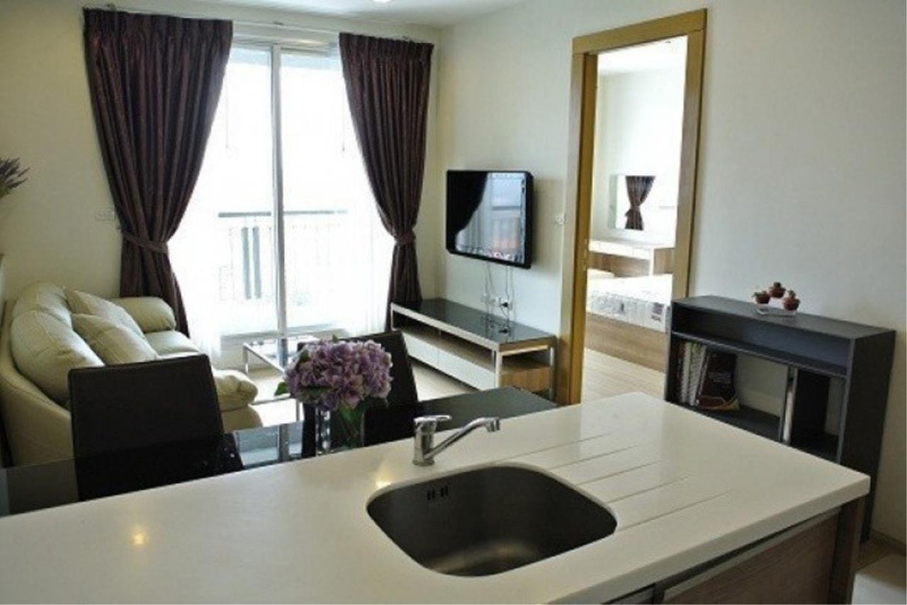 The One Residence Agency's condominium for sale , rent at Rhythm Ratchada - Huai Khwang , 1BR , 1BA , 46SQM 3