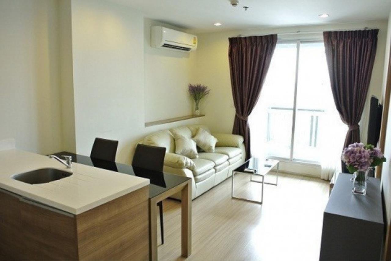 The One Residence Agency's condominium for sale , rent at Rhythm Ratchada - Huai Khwang , 1BR , 1BA , 46SQM 2