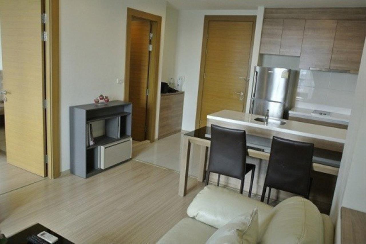 The One Residence Agency's condominium for sale , rent at Rhythm Ratchada - Huai Khwang , 1BR , 1BA , 46SQM 1