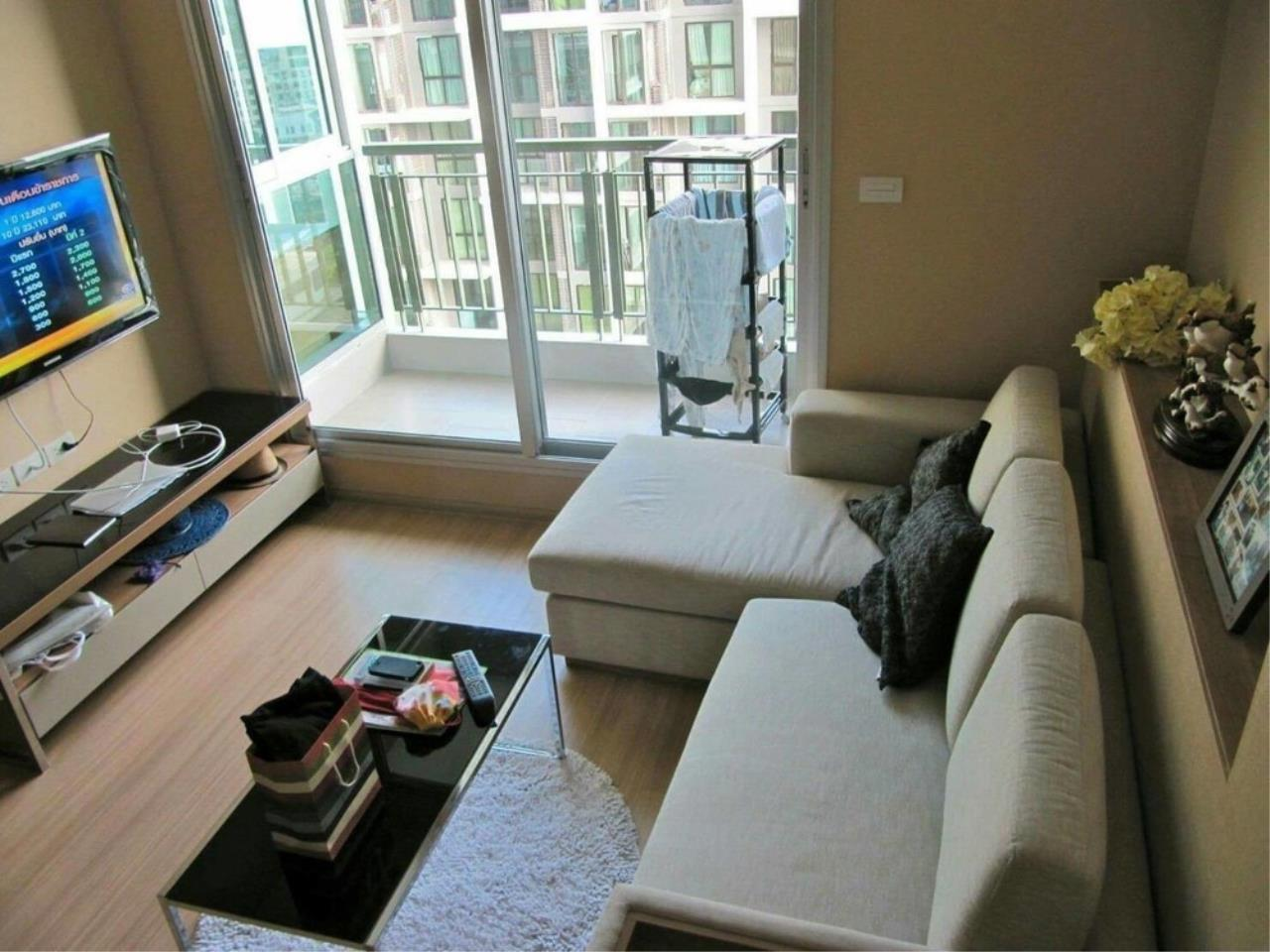 The One Residence Agency's condominium for rent at Rhythm Ratchada - Huai Khwang , 1BR , 1BA , 45SQM 3