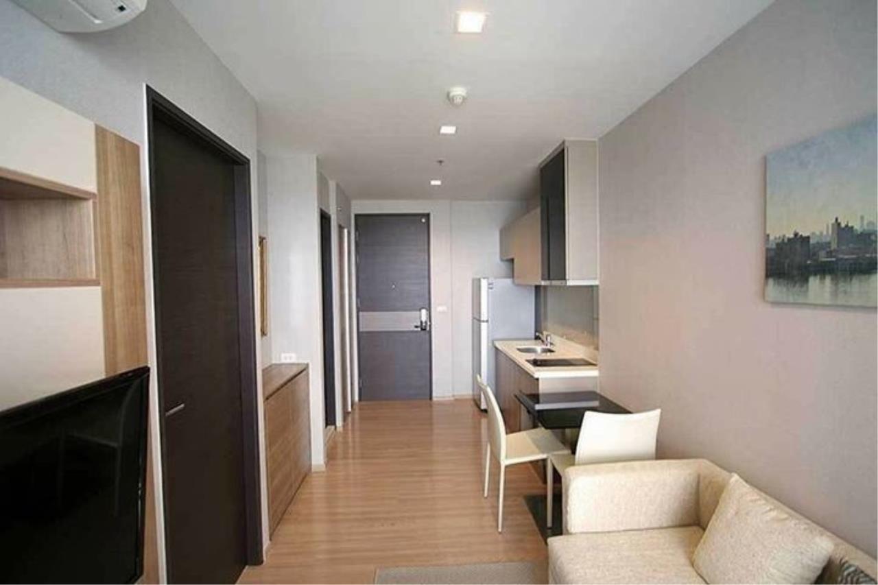 The One Residence Agency's condominium for rent at Rhythm Sathorn , 1BR , 1BA , 35SQM 1