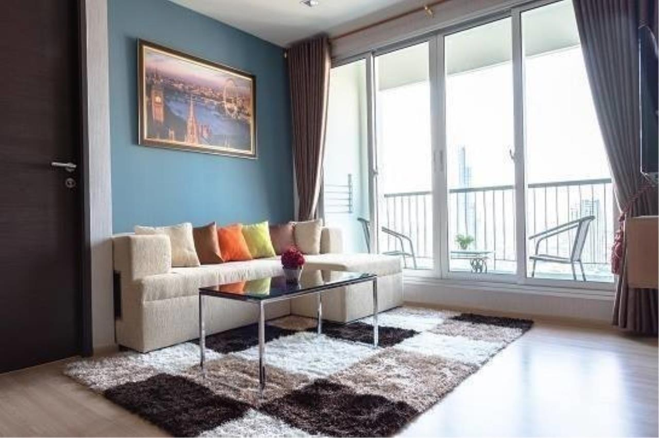 The One Residence Agency's condominium for sale , rent at Rhythm Sathorn , 2BR , 2BA , 66SQM 1