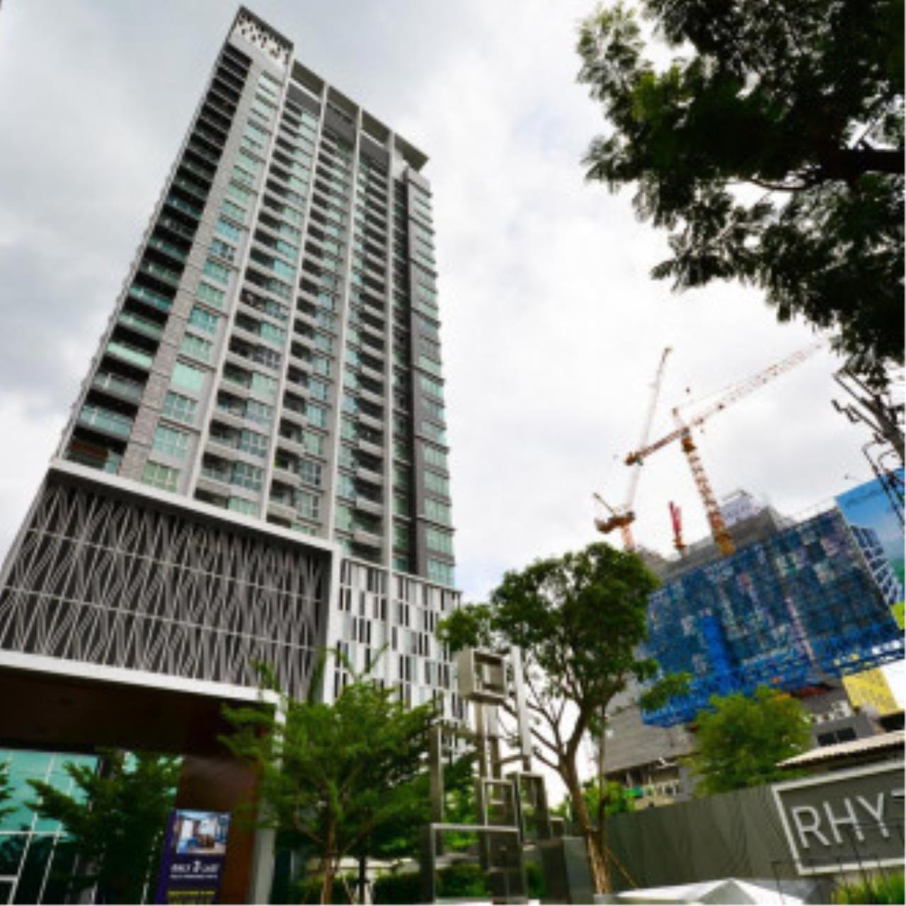 The One Residence Agency's condominium for rent at Rhythm Sathorn , 2BR , 2BA , 60SQM 2