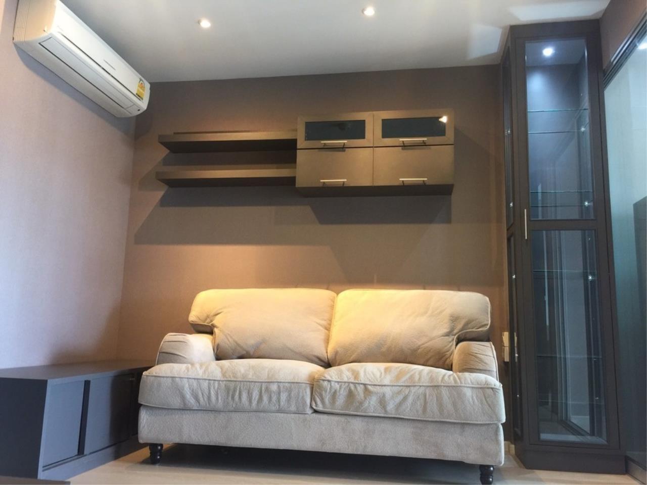 The One Residence Agency's condominium for rent at Rhythm Sathorn - Narathiwas , 1BR , 1BA , 35SQM 3