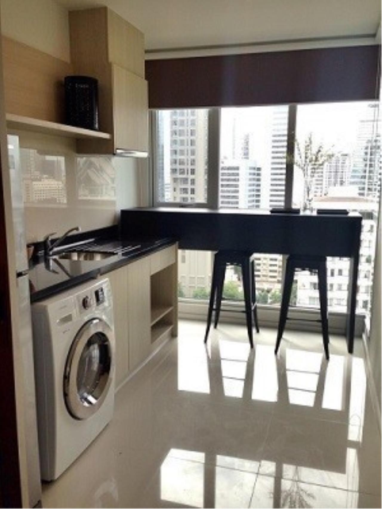 The One Residence Agency's condominium for rent at Rhythm Sathorn - Narathiwas , 1BR , 1BA , 38SQM 2