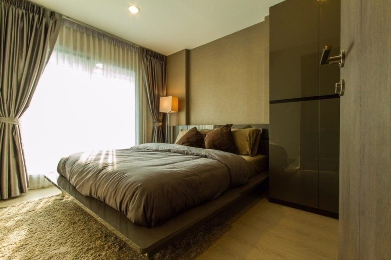 The One Residence Agency's condominium for rent at Rhythm Sathorn - Narathiwas , 1BR , 1BA , 38SQM 3