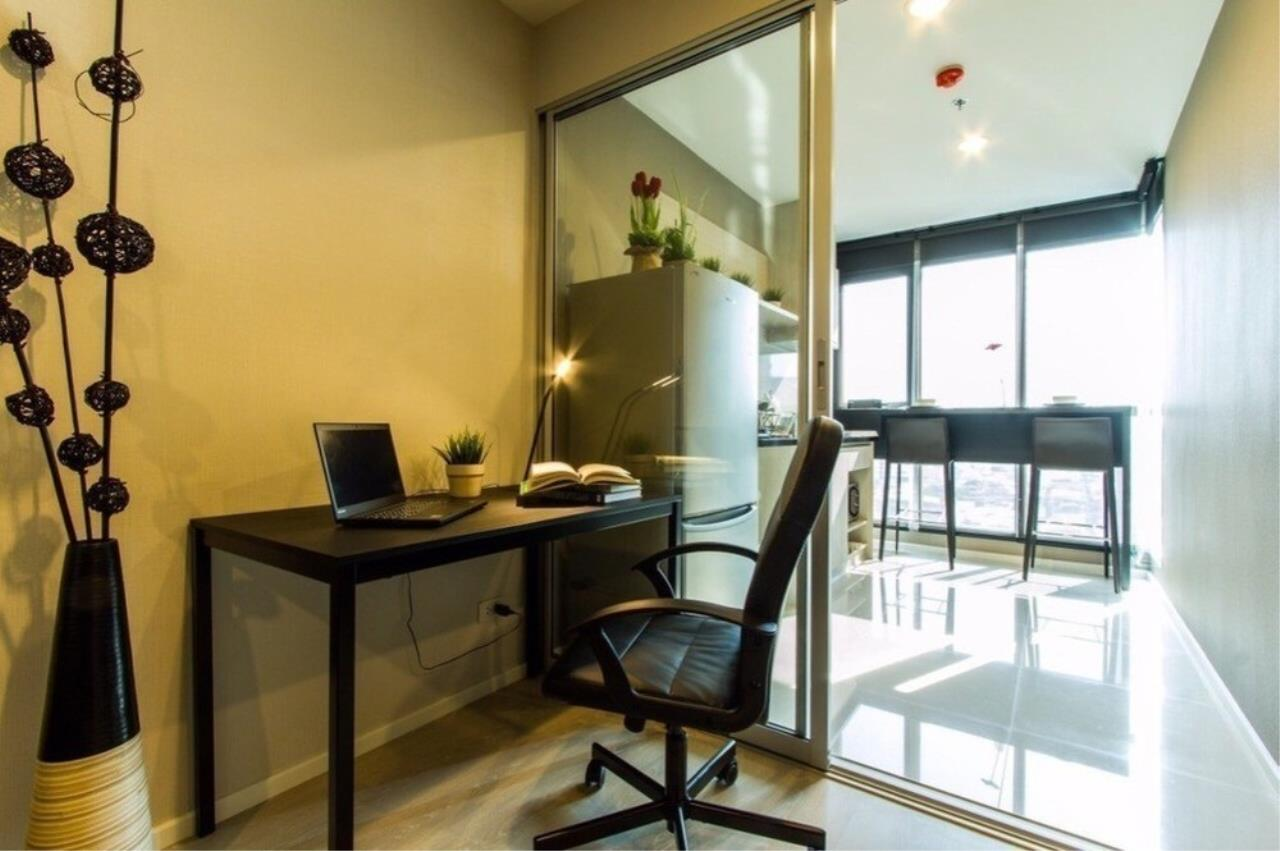 The One Residence Agency's condominium for rent at Rhythm Sathorn - Narathiwas , 1BR , 1BA , 38SQM 4