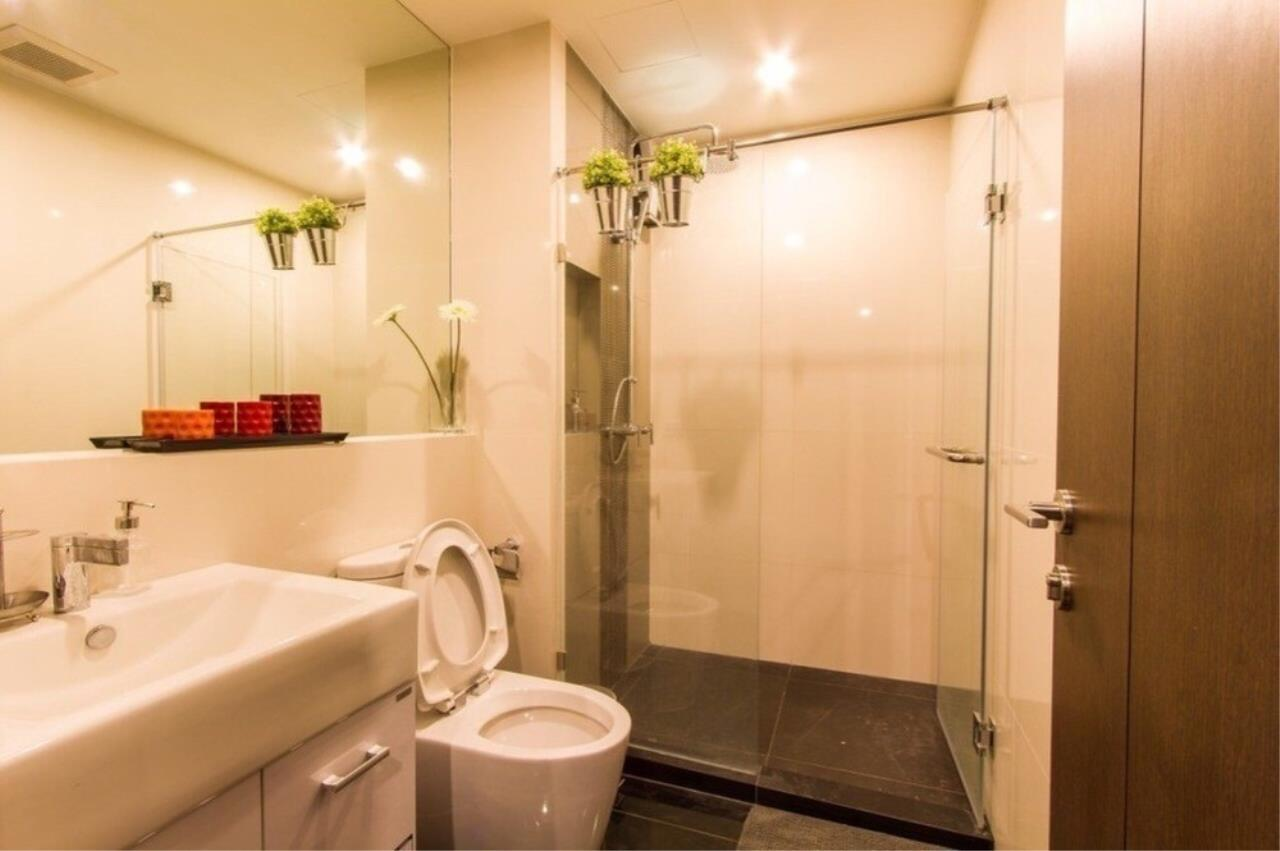 The One Residence Agency's condominium for rent at Rhythm Sathorn - Narathiwas , 1BR , 1BA , 38SQM 2