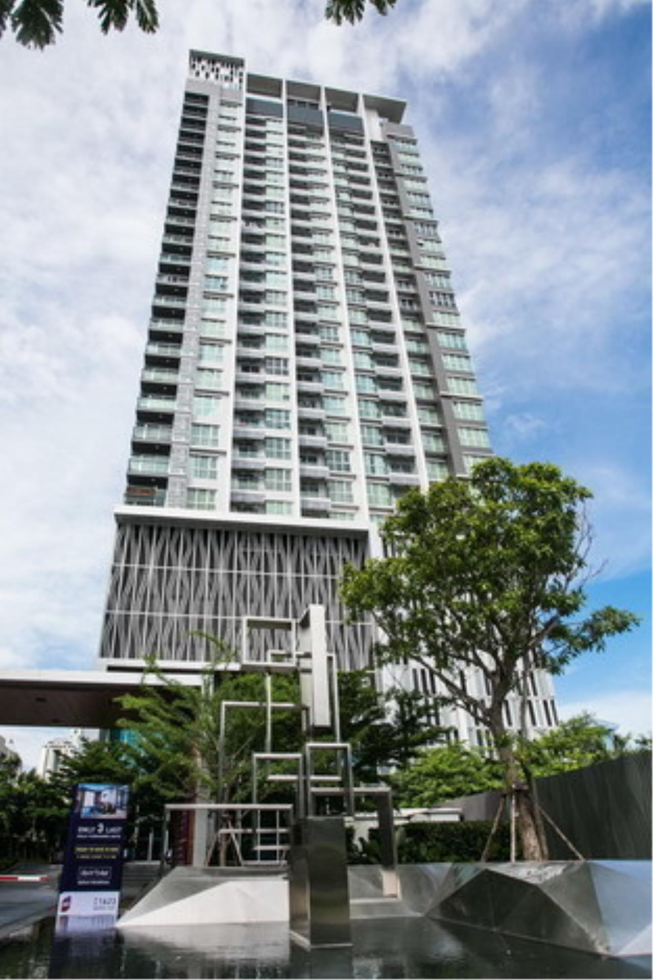 The One Residence Agency's condominium for rent at Rhythm Sathorn - Narathiwas , 2BR , 2BA , 61SQM 1