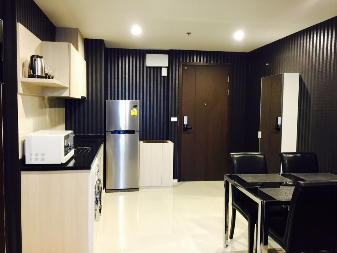The One Residence Agency's condominium for rent at Rhythm Sathorn - Narathiwas , 2BR , 2BA , 65SQM 3