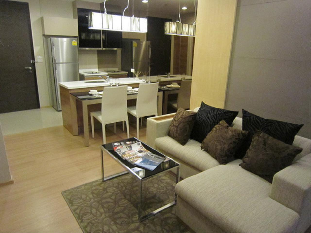 The One Residence Agency's condominium for rent at Rhythm Sukhumvit , 1BR , 1BA , 32SQM 1