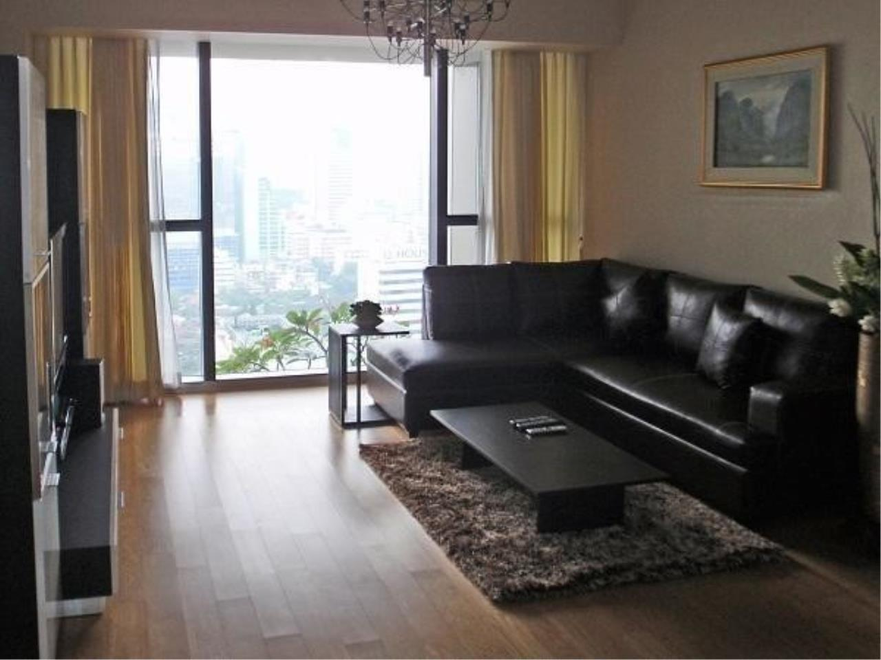 The One Residence Agency's condominium for rent at The Met Condo , 2BR , 2BA , 102SQM 2
