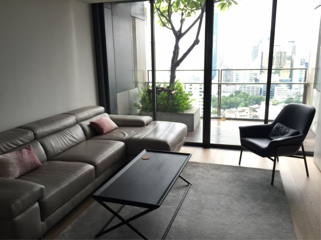 The One Residence Agency's condominium for rent at The Met Condo , 2BR , 2BA , 69SQM 2