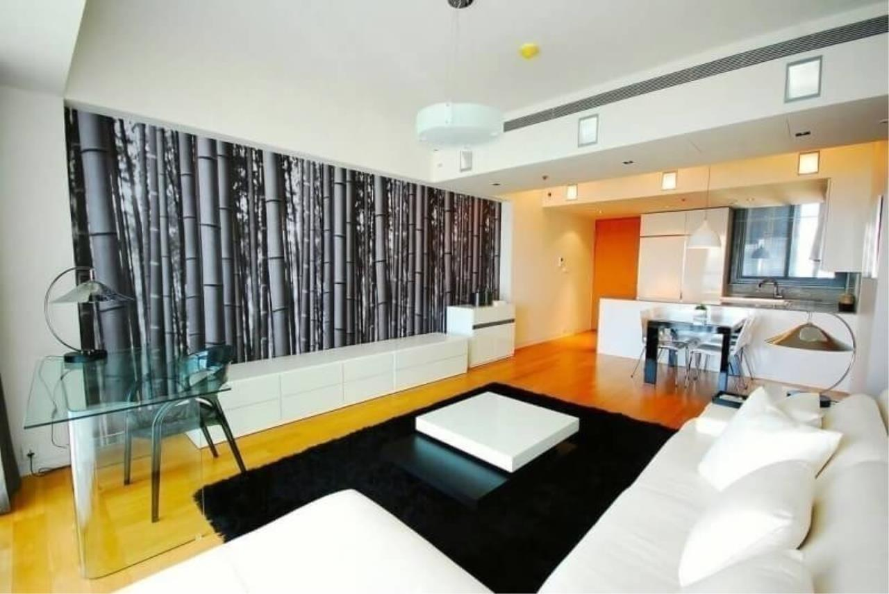The One Residence Agency's condominium for rent at The Met Condo , 2BR , 2BA , 96SQM 2