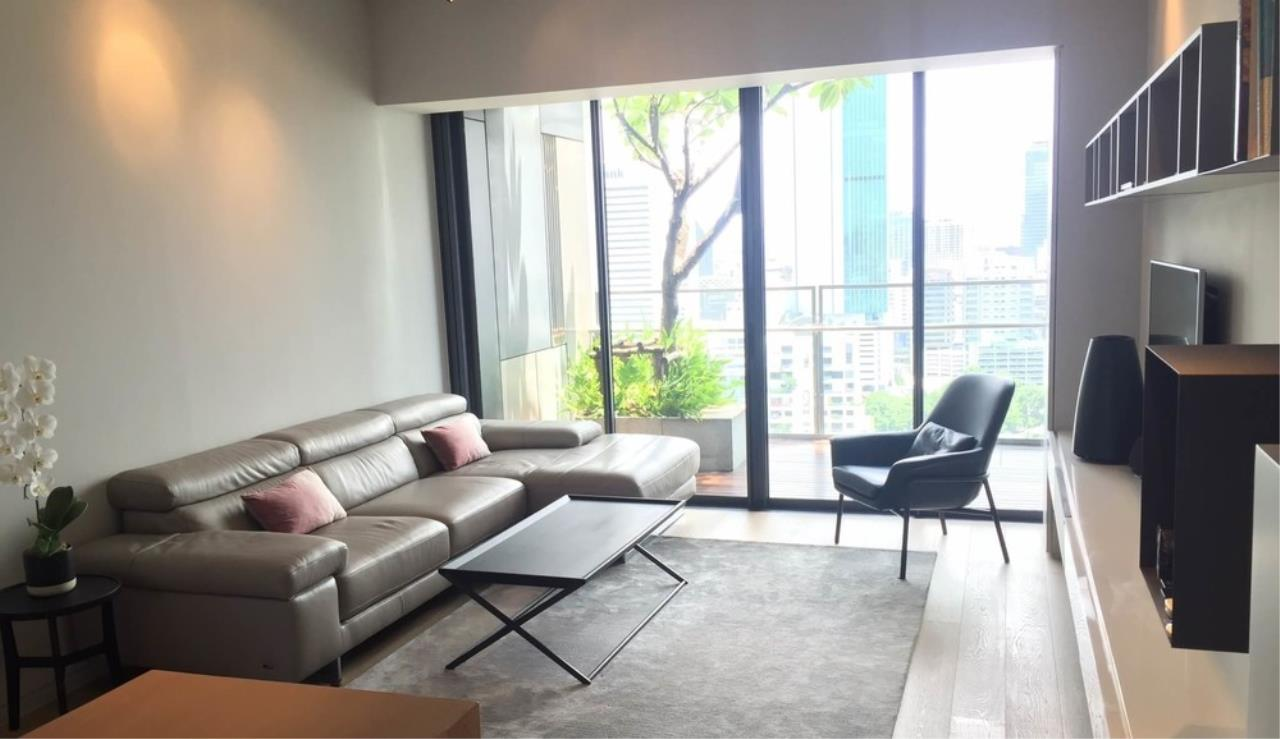 The One Residence Agency's condominium for rent at The Met Condo , 2BR , 2BA , 94SQM 3