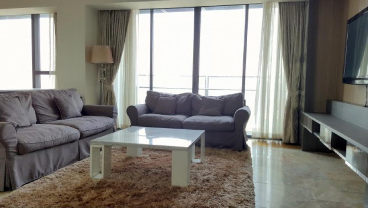 The One Residence Agency's condominium for rent at The Met Condo , 3BR , 3BA , 197SQM 5