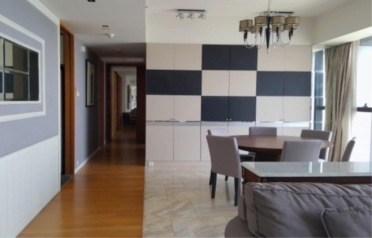 The One Residence Agency's condominium for rent at The Met Condo , 3BR , 3BA , 197SQM 4