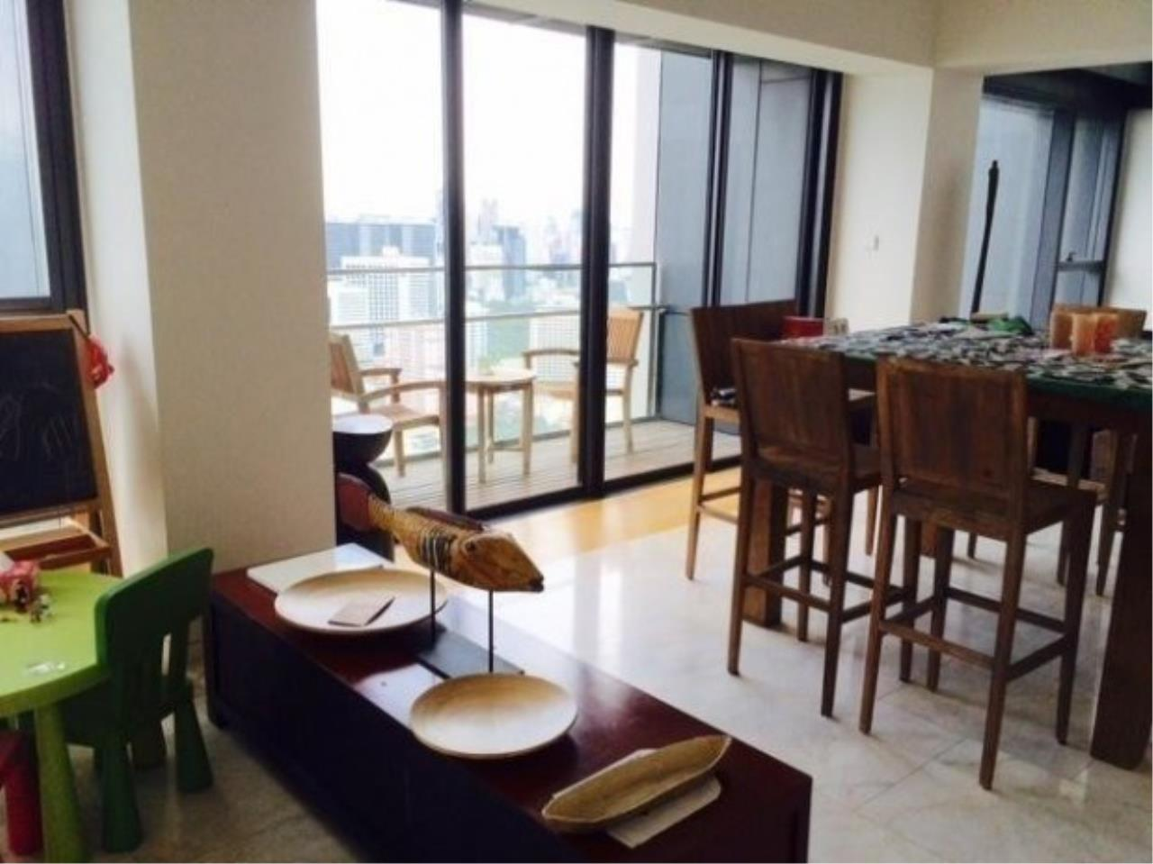 The One Residence Agency's condominium for sale , rent at The Met Condo , 4BR , 4BA , 368SQM 2