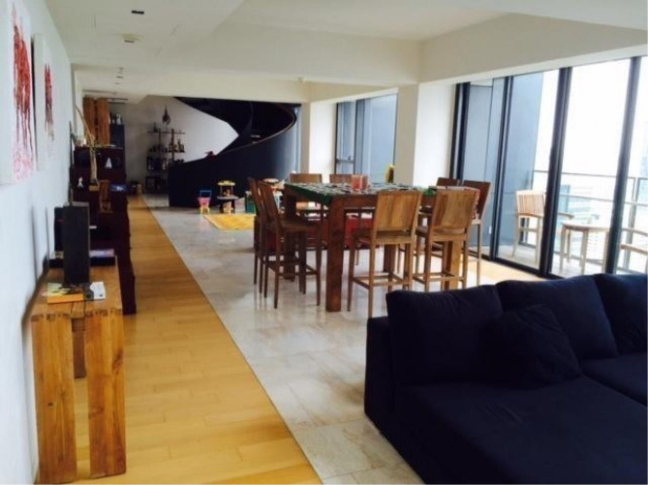 The One Residence Agency's condominium for sale , rent at The Met Condo , 4BR , 4BA , 368SQM 5