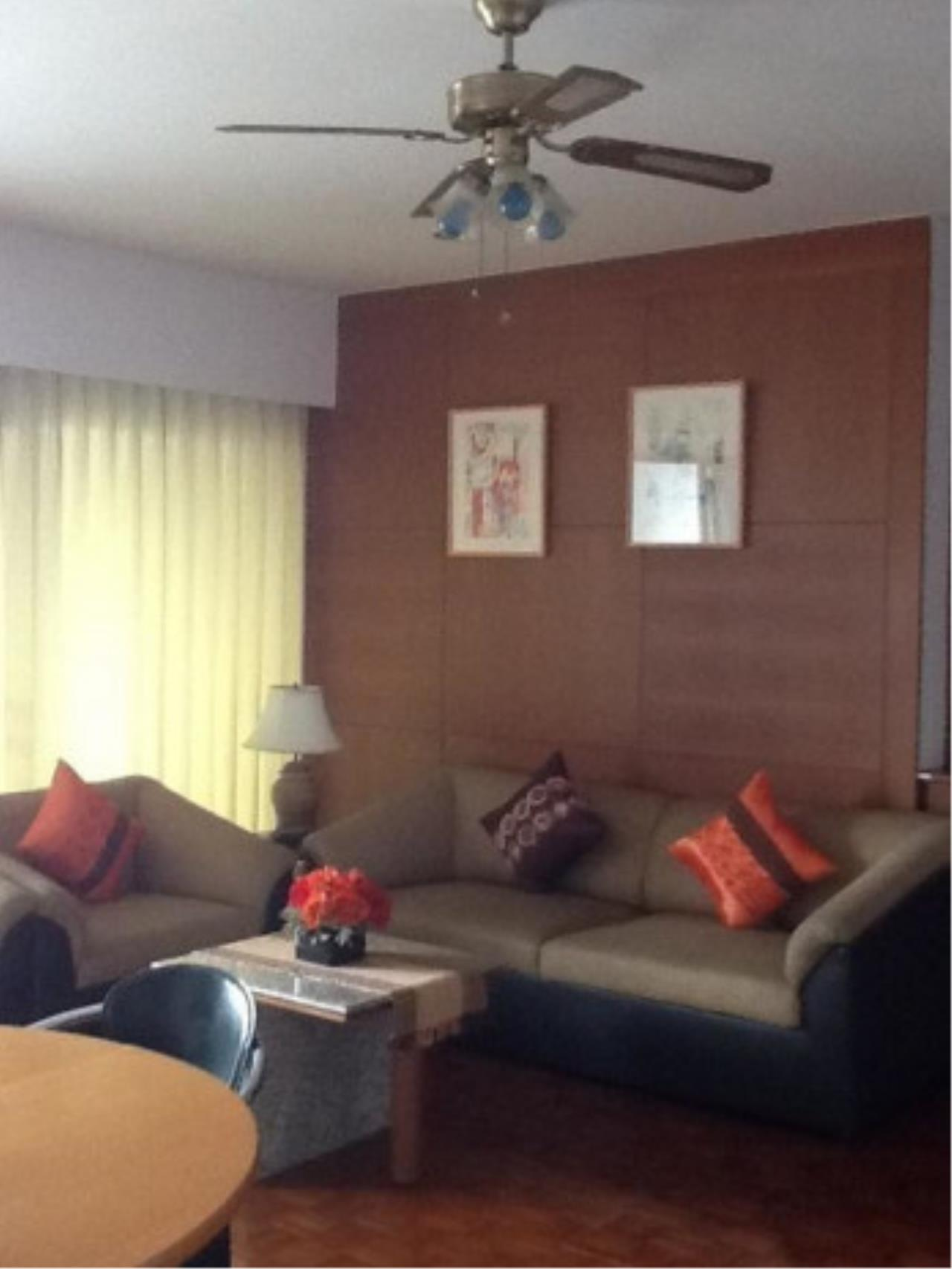 The One Residence Agency's condominium for rent at The Natural Place Suite , 2BR , 2BA , 126SQM 2