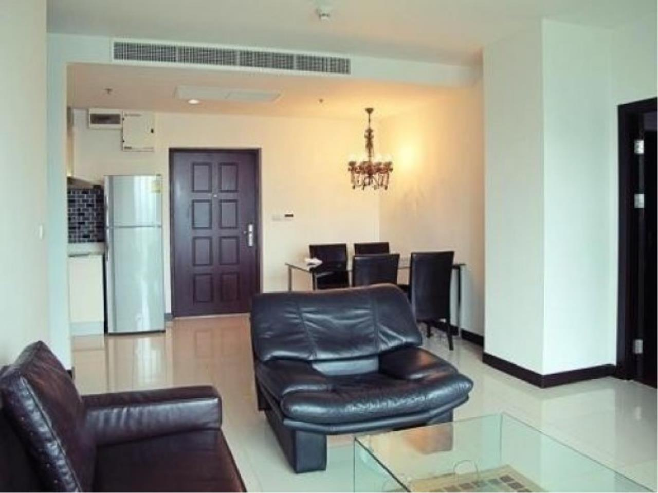 The One Residence Agency's condominium for rent at The Prime 11 , 2BR , 2BA , 80SQM 4