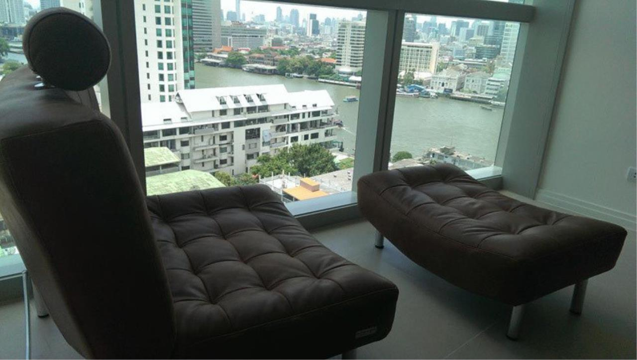 The One Residence Agency's condominium for rent at The River , 1BR , 1BA , 68SQM 4