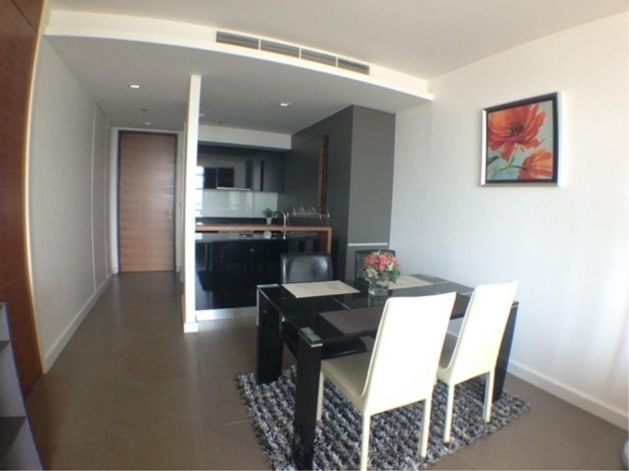 The One Residence Agency's condominium for sale , rent at The River , 1BR , 1BA , 68.84SQM 2