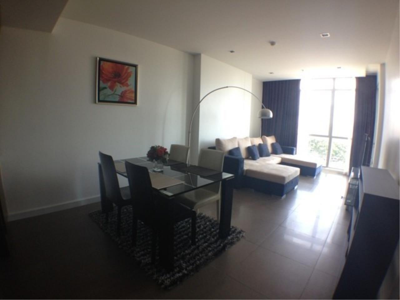 The One Residence Agency's condominium for sale , rent at The River , 1BR , 1BA , 68.84SQM 4