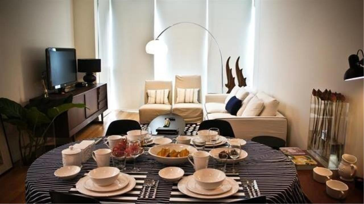 The One Residence Agency's condominium for rent at The River , 1BR , 1BA , 65SQM 3