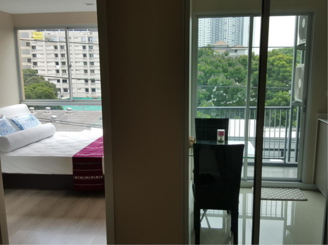 The One Residence Agency's condominium for sale , rent at The River , 1BR , 1BA , 28.2SQM 4