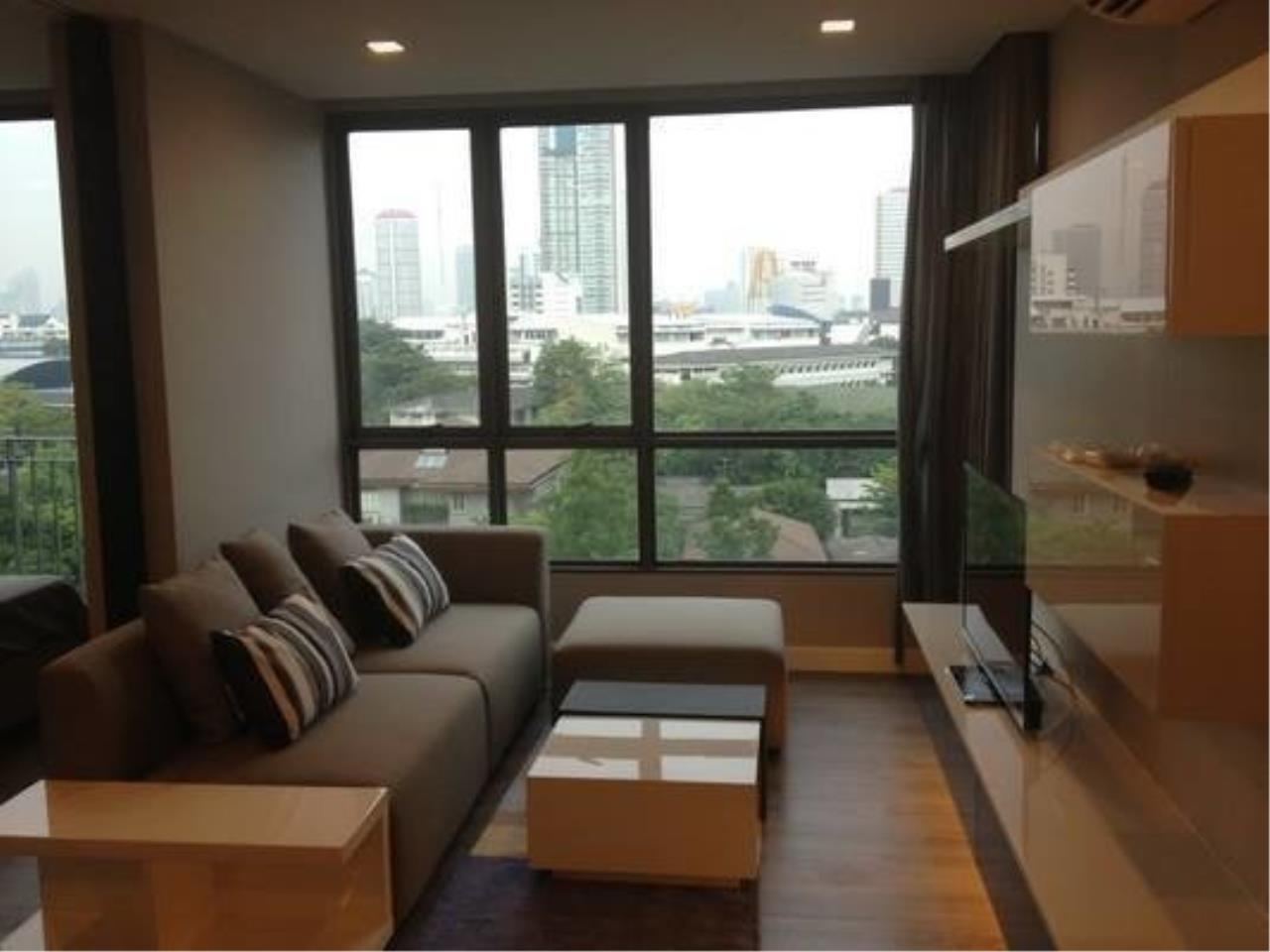 The One Residence Agency's condominium for rent at The Room Sukhumvit 40 , 1BR , 1BA , 41SQM 6