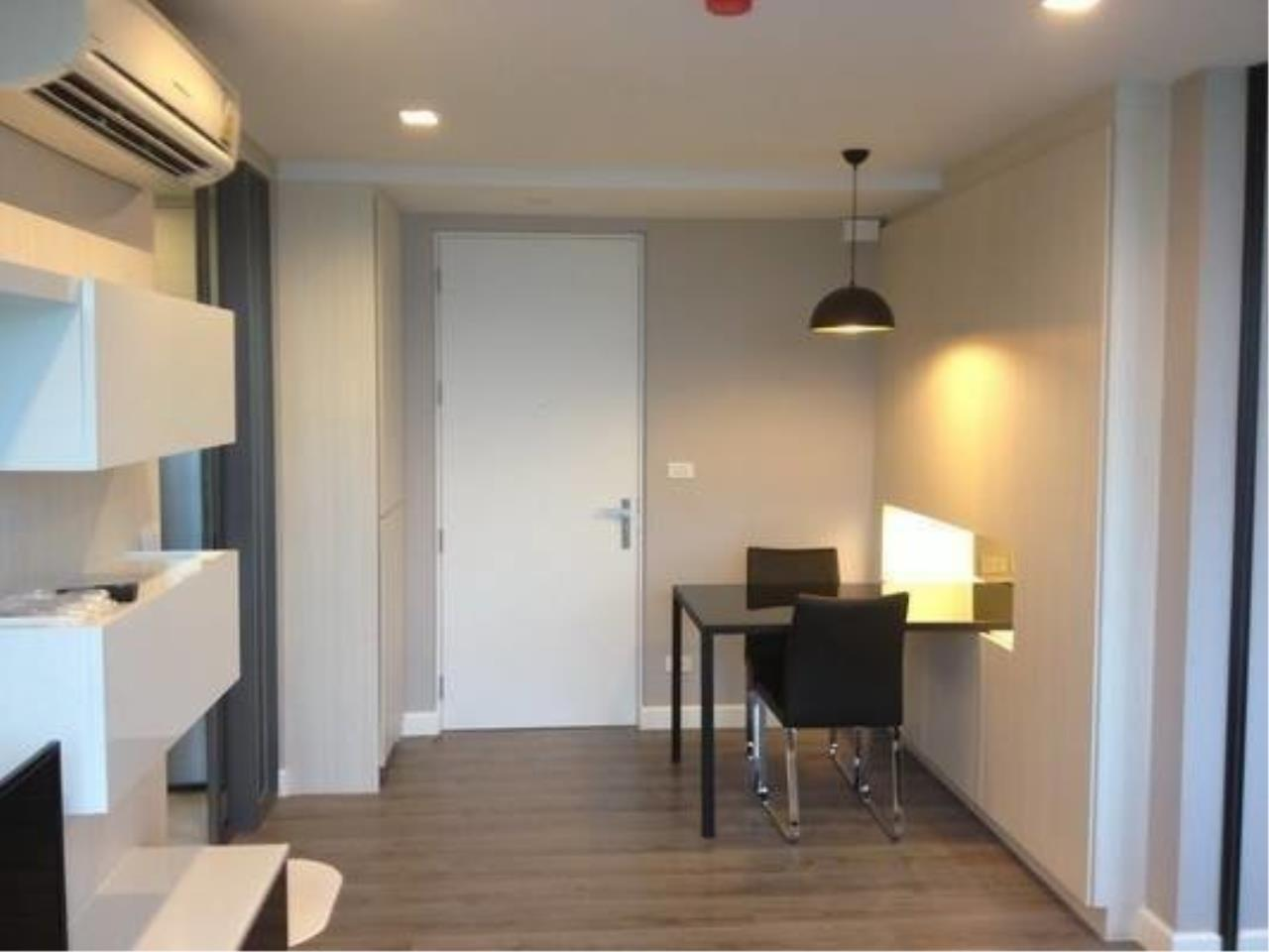 The One Residence Agency's condominium for rent at The Room Sukhumvit 40 , 1BR , 1BA , 41SQM 2